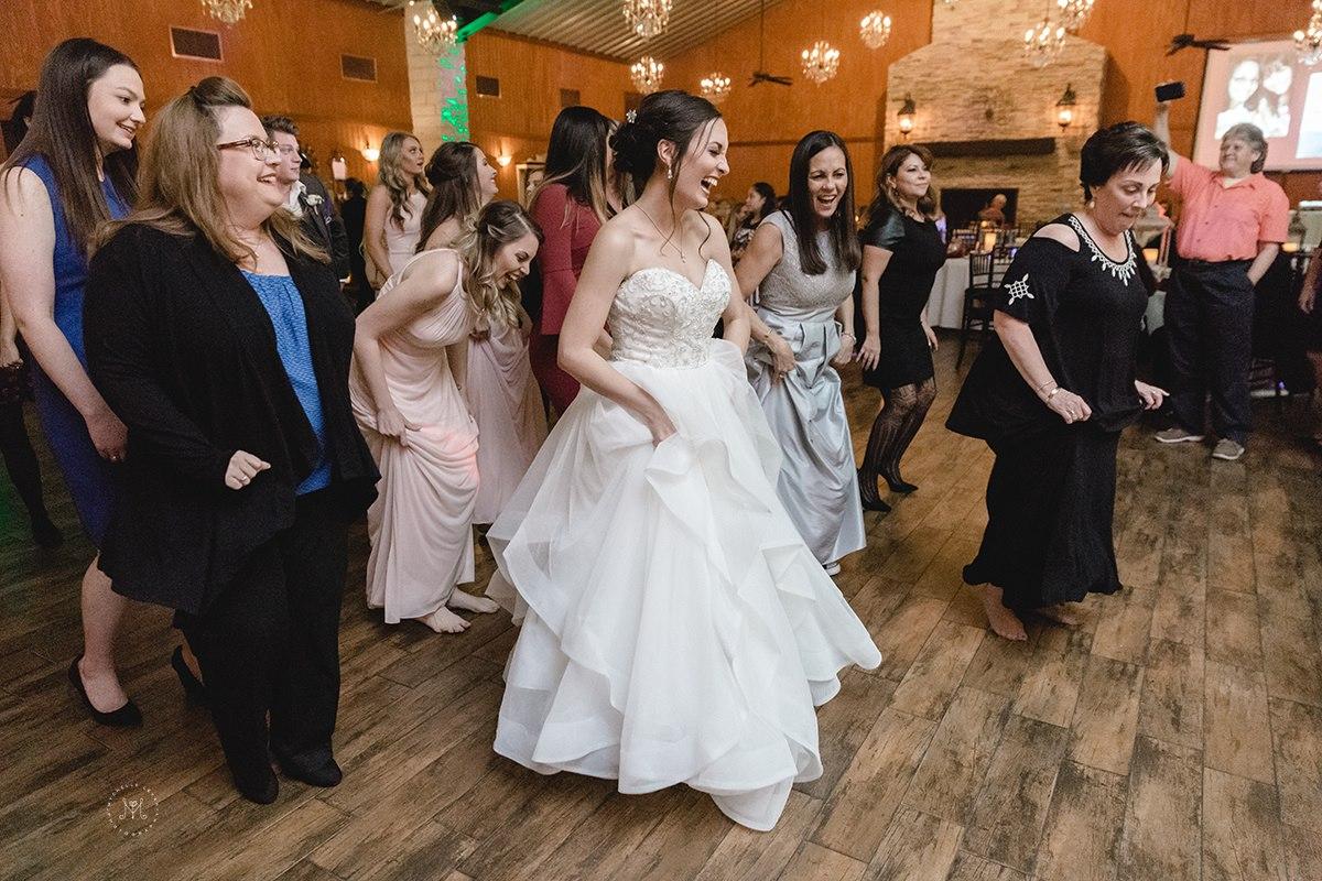 Mr. _ Mrs. Cavanaugh-744 Dancing Fun