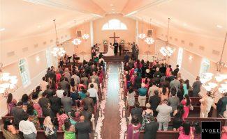 Chapel Ceremony from Birds Nest EVOKE